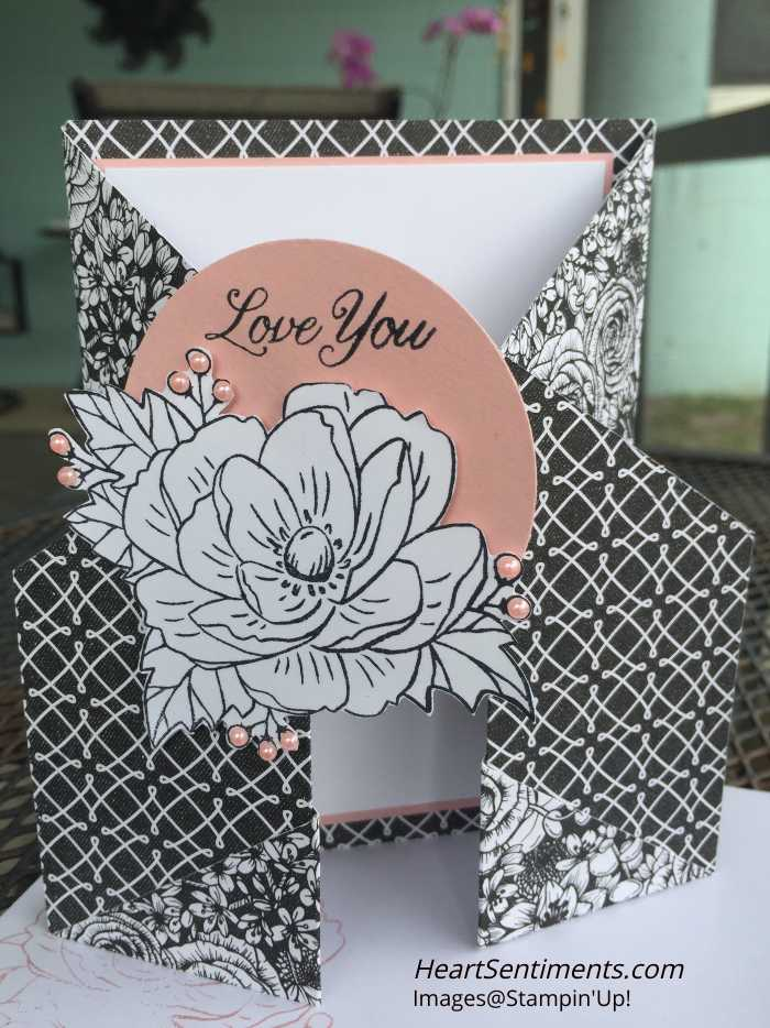 Happy Mother's Day gatefold card